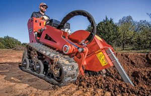 Trencher Choices: We Detail the Most Popular Walk-Behind Units from Ditch Witch, Toro and Vermeer