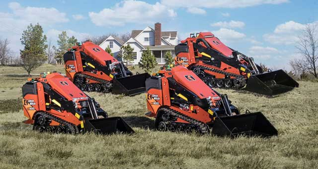 Ditch Witch Mini Skid Steers