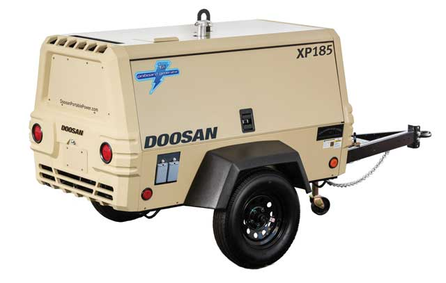 Doosan Portable Power XP185