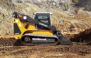 LiuGong North America Introduces Its First Compact Track Loader, the 388B CTL