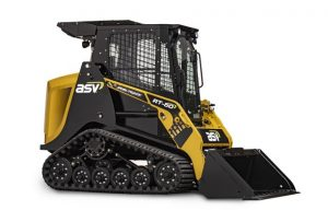 ASV Continues to Fill Out the Small End of Its Lineup, Releases RT-50 Posi-Track Loader