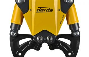 Brokk Now Offers Three Darda Concrete Crushers for Reinforced Concrete Applications