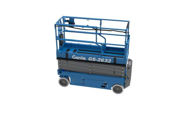 Genie Lift Tools Panel Cradle