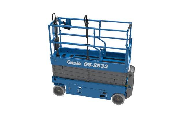 Genie Lift Tools Pipe Cradle