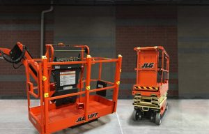 JLG SkySense Delivers Awesome Object Detection and Advanced Operator Experience