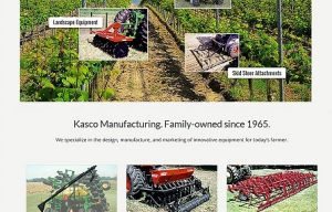 Kasco Manufacturing Introduces New Website