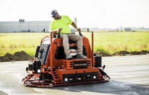 Allen Engineering Introduces the New MSP475 Riding Trowel