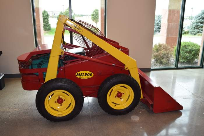 Original skid steer
