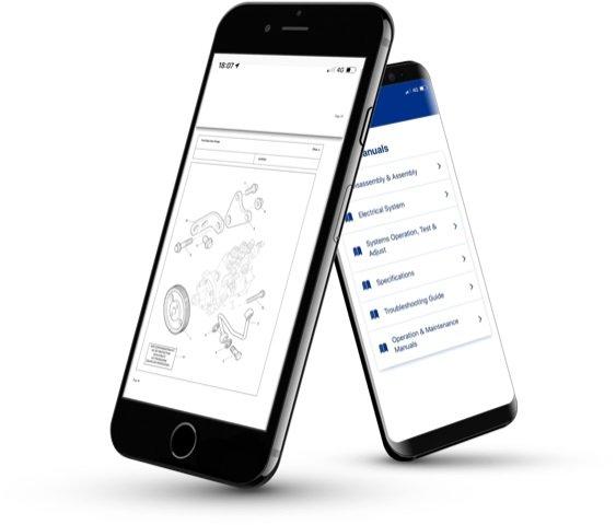 Perkins My ENgine app