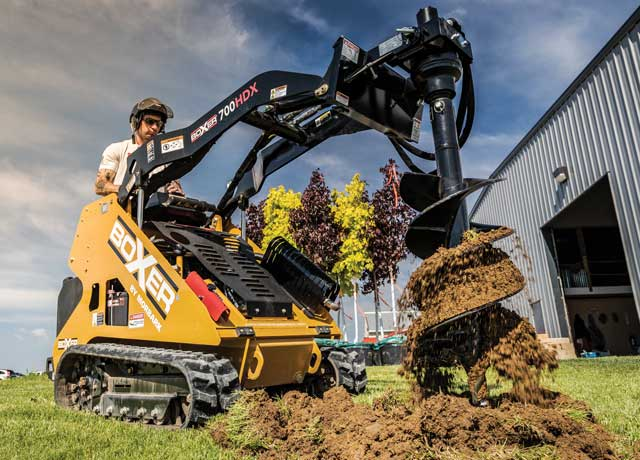 Boxer 700HDX Compact Utility Loader