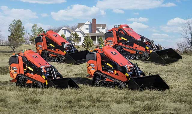Ditch Witch SK3000 Mini Skid Steer