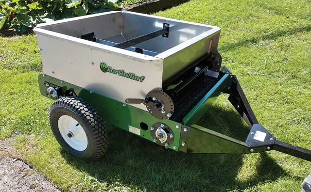 Earth and Turf Model 65PT Spreader