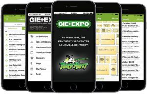 GIE+EXPO Releases Its 2019 Mobile App, So You Can Navigate the Landscape Show Like a Pro