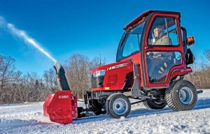 The Big Chill: Prepare Your Utility Tractor for the Upcoming Winter Work Season