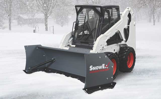 SnowEx POWER PUSHER TE