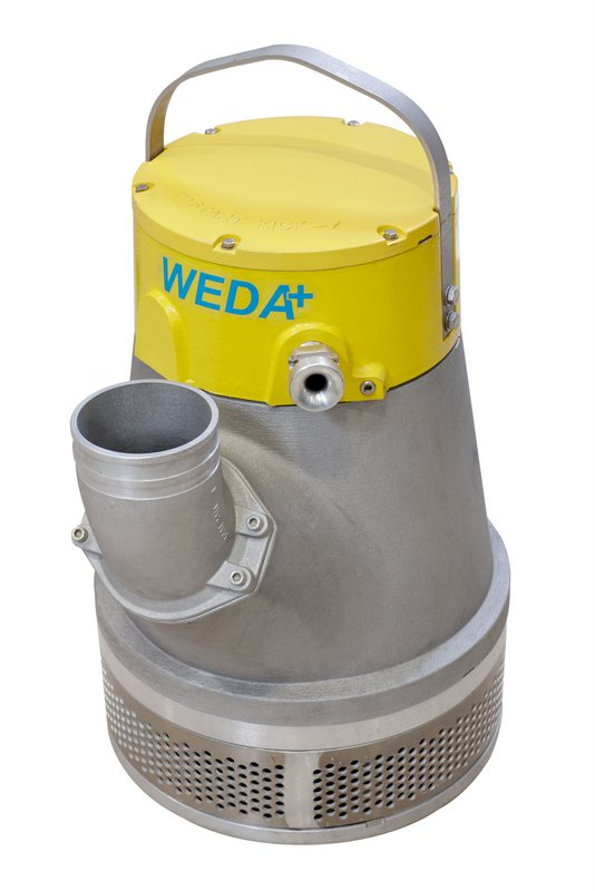WEDA 80 drainage submersible dewatering pump