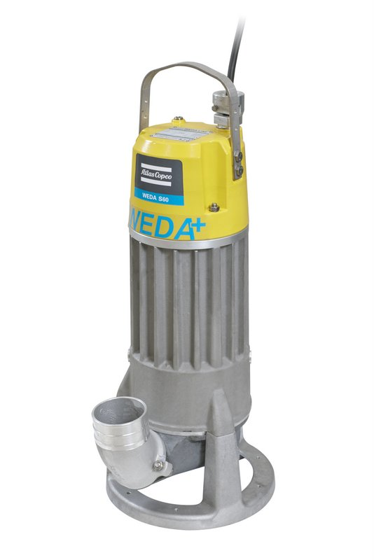 WEDA S60 submersible pump 08