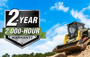 Whoa: ASV Launches Industry's First No-Derailment Guarantee on Track Loaders + a 2-Year, 2,000-Hour Warranty