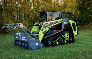 ASV Showcases Special Edition Loaders at GIE+EXPO