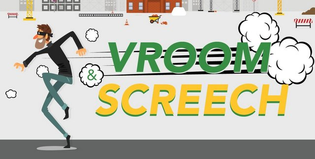 Vroom and Screech