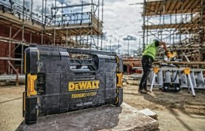 Construction-Tough Tunes: DEWALT Introduces ToughSystem 2.0 Radio & Charger