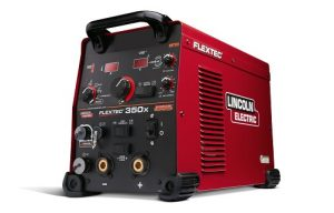 Lincoln Electric Launches New Flextec 350X PowerConnect