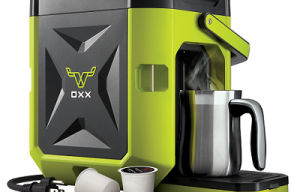 Check Out OXX, the Rugged Coffee Maker, at GIE+EXPO This Week