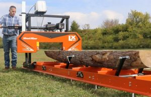 Wood-Mizer Introduces Entry-Level LX55 Portable Sawmill