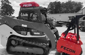 Fecon Introduces Hydraulic Cooler for Skid Steer and Compact Track Loaders