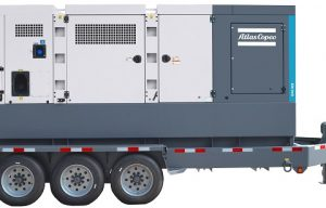 Atlas Copco Introduces New Generator to Its Lineup