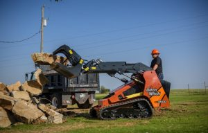 Ditch Witch Introduces Impressive SK3000 Stand-On Skid Steer