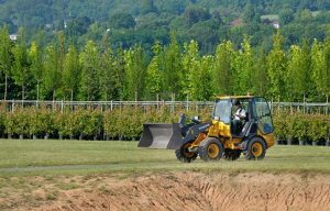 First Volvo Electric Compact Wheel Loader a Tree-mendous Success