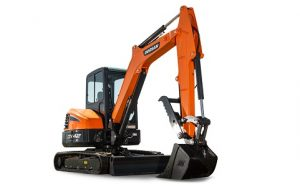 Here's What Doosan Infracore Will Be Displaying at World of Concrete 2020