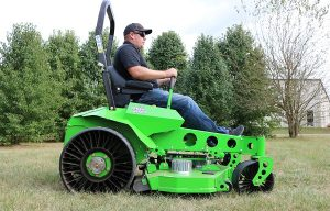Michelin Expands Airless Radial Turf Product Line