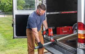RIDGID StrutSlayr Delivers Fast, Fab Shop Quality Cuts in the Field
