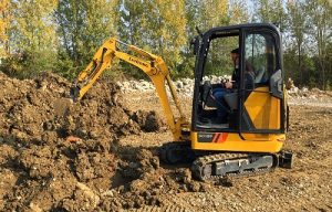 LiuGong NA Introduces New F-Series Mini Excavator