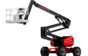 Manitou Grows Articulated MEWP Offering in North America