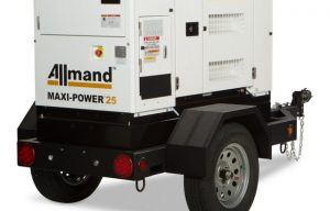 Power Moves: Allmand Bros Launches Maxi-Power 25 Generator