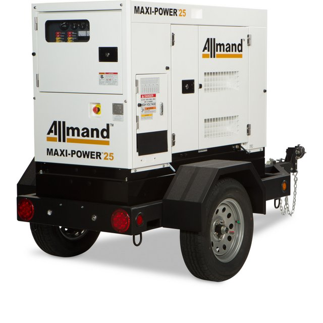 Allmand Maxi-Power 25 RR
