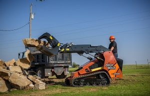 Expanded Capabilities, Increased Demand for Stand-on Skid Steers