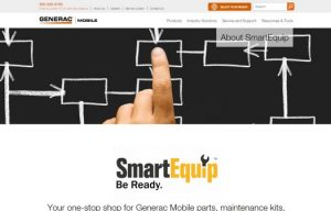 Generac Mobile Launches New SmartEquip E-Store