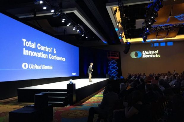Editor at Large: Exploring United Rentals 2019 Total Control & Innovation Conference