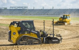 John Deere and Level Best Team Up on Grade Control-Ready Box Blades for Skid Steers and Compact Track Loaders