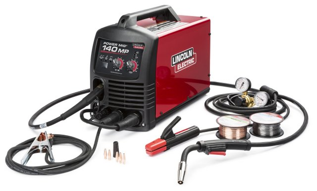 Power MIG 140MP multi-process welder