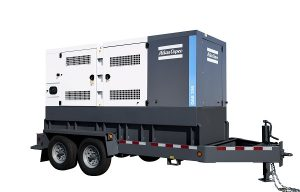 Atlas Copco Power Technique Updates Two Models in its Generator Lineup