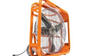 General Equipment Company Introduces TEMP-BUST-R Ventilation Fan