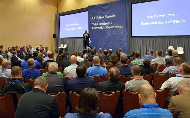 United Rentals Conference Session_1