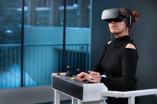 United Rentals VR Simulator Training_2 2