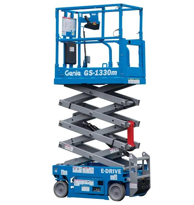 Genie's GS-1330m scissor lift