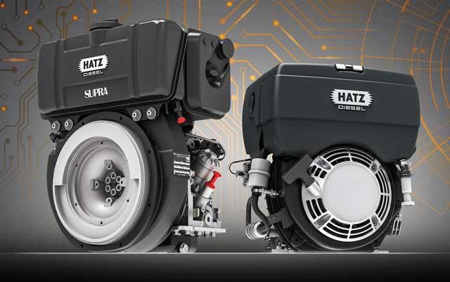 Hatz's E1 Technology